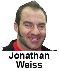 Jonathan Weiss Columbus OH trainer